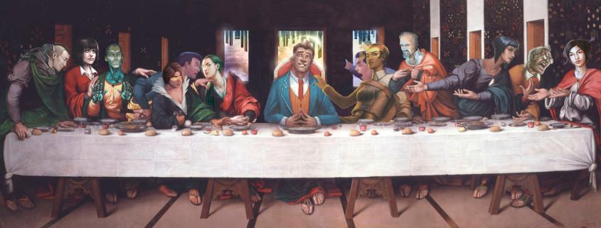 Jackson Howard Last Supper